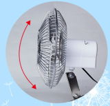"8"" todo metal tapa completa alquiler de vehículos del ventilador El ventilador ventilador eléctrico"