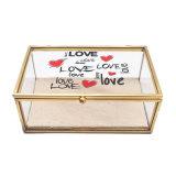 Antigüedades venta al por mayor Joyas de vidrio Caja de regalo (Jb-1064)