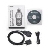 Hulpmiddel Autel Autolink Al419 OBD II van het Aftasten van de auto kan het Kenmerkende & Lezer coderen