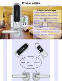 Sécurité Accueil Lecteur de carte clé électrique intelligent de serrure de porte de l'hôtel
