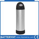 Оптовая торговля 36V LiFePO4 работа без подзарядки аккумуляторной батареи на велосипеде