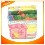Tecido chinês descartável respirável confortável do bebê de Clothlike