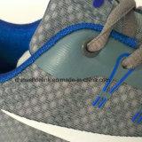 De Tennisschoenen die van de Vrouwen van de manier Atletische Schoenen met Pu Outsole in werking stellen