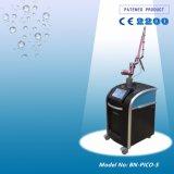 Professionnels de la technologie laser picoseconde Pigment de tatouage de traitement de l'Acné dépose 1064nm 532nm Picosure Laser 755nm