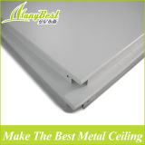 Mattonelle di alluminio del soffitto di formato standard 600*600