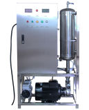 De industriële Wasmachine van de Behandeling van het Water van de Generator van het Ozon voor Groente