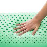 実質のペパーミントオイルのメモリ泡の枕によって注ぎこまれる