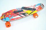 Скейтборд электрического одиночного мотора 4 колес холодный