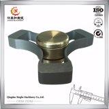 Фабрика частей машинного оборудования конструкции точности подвергая механической обработке стальная