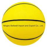 Juguete de PVC mini baloncesto personalizado baloncesto de colores