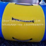 Trampolino gonfiabile di sport di acqua del grado commerciale per la sosta dell'acqua