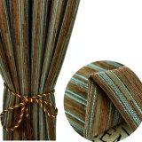 Concevoir le rideau en fonction du client en guichet d'arrêt total de jacquard de Chenille (12F0022)