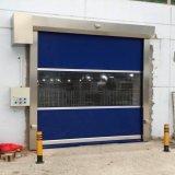 Porta rápida exterior do obturador do rolo do PVC da alta velocidade (HF-J02)