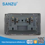 Precio de fábrica superior de la alta calidad de la venta todas las clases de interruptor eléctrico de la pared