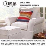 Amerikanisches Land-Art-Gewebe-Sofa für Hauptgebrauch (M3014)