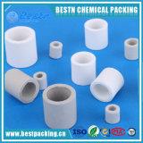 Anello di ceramica di Rasching dell'allumina di 92% per la torretta di lavaggio
