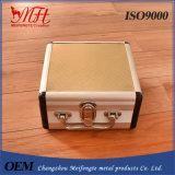 Aluminiuminstrument-Kasten mit der Schwamm-Schaumgummi-Einlage hergestellt in China
