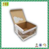 Tuck Top Papel corrugado caja de envío de correo