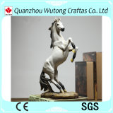 Stylewineのヨーロッパのキャビネットの幸運なカスタム白馬の彫像