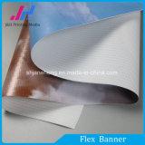 Bandera perforada impresión del acoplamiento de la flexión de la publicidad al aire libre