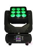 Faisceau de lumière LED de lavage le déplacement de la tête pour l'étape avec la CE