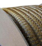 Двойная твиновская вязка провода петли для вязки & канцелярских принадлежностей книги