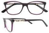 De Glazen van Opetical van de Acetaat van het Frame van Eyewear van vrouwen