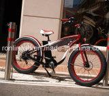 Altes klassisches/Weinlese/Retro 250With500With750W elektrisches 26X4 fettes fettes Gummireifen-Fahrrad des Reifen-Bike/E/elektrisches Sand-Fahrrad/Strand des Schnee-Bike/E fetthaltiges Bicycle/E fettes Pedelec Cer