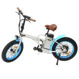 リチウム電池の自転車が付いている2017新しいデザインFoldable電気バイク