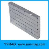 De nikkel Met een laag bedekte Magneten van het Blok van het Neodymium N52 met Sterke Macht