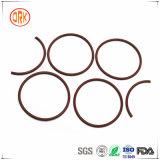 Уплотнения колцеобразного уплотнения набивкой Brown EPDM воды упорные резиновый