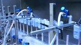 Riga di pittura UV senza polvere automatica per le parti di plastica