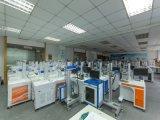 電子機器光ファイバレーザーのマーキング機械