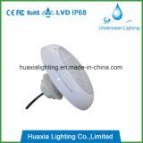 Une piscine remplie de résine LED Lampe avec garantie de 2 ans
