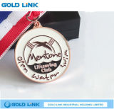 Jeux de sport Medallion Custom Swim Medal Souvenir Metal Badge