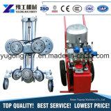 O fio hidráulico da fonte da fábrica viu a máquina para a venda