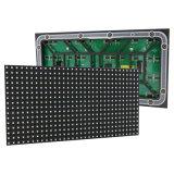 Im Freien farbenreiche SMD IP65 P10 hohe Helligkeit, die LED-Baugruppen-Bildschirmanzeige bekanntmacht
