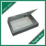 Boîtes de papier d'impression offset avec fenêtre PVC