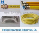 Revêtement en PVC ou en PE 304 316L Tuyau de gaz