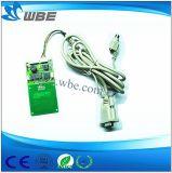 RS232/USB 80mm Module de Zonder contact van de Lezer van de Kaart UF/van de Schrijver