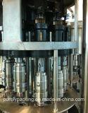 Macchina Monobloc di coperchiamento di riempimento automatica di lavaggio delle bottiglie dell'animale domestico