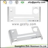 Shell de aluminio del panel del perfil del material de construcción para el dispositivo de los sonidos