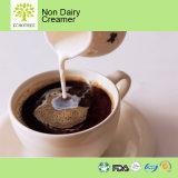 Productos lácteos no Creamer para tomar un café en polvo