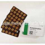 Paracetamol OEM фармацевтический химически Tablets 500mg