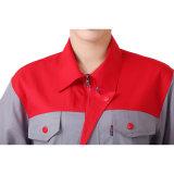 Vestuário de trabalho unissexo Fatos de vestuário de trabalho e uniformes de trabalhadores de manga curta