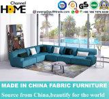 現代簡単なホーム家具の居間ファブリックソファー(HC578)