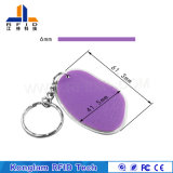 OEM ABS Slimme Kaart RFID voor Zeer belangrijke Ketting