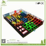 China-verwendetes Innenspielplatz-Handelsgerät für Verkauf