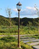 Indicatore luminoso solare del giardino del reticolo popolare senza inquinamento atmosferico o di disturbo