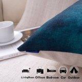 Cassa del cuscino stampata tela calda del cotone & molle senza farcire (35C0018)